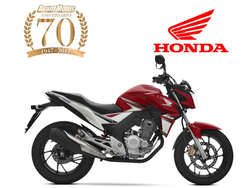 honda twister 250 motos