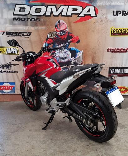 honda twister 250 motos