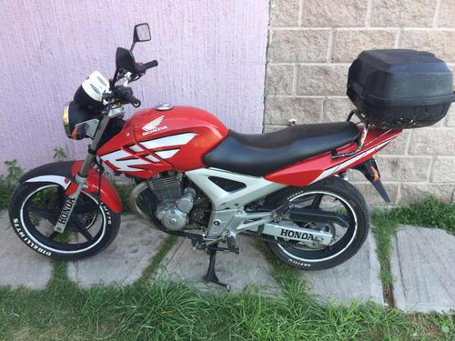 honda twister 250cc