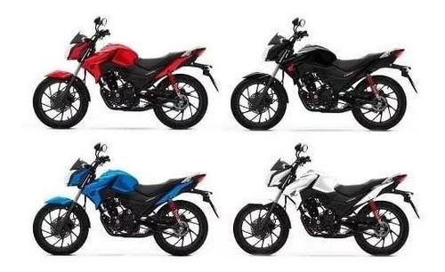 honda twister cb 125 f (ahora 12 y 18) arizona motos