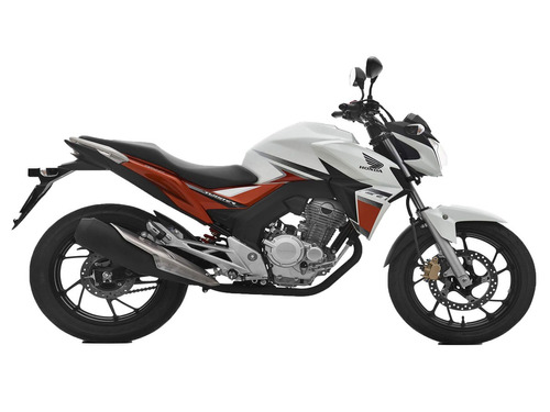 honda twister cbx 250 2018 nueva 0 km moto sur
