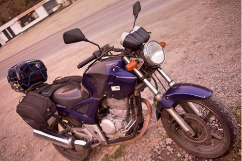 honda twister cbx 250 de 2005