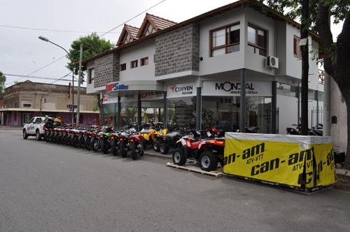 honda twister mod. 2011 6300 kms - rps bikes saladillo