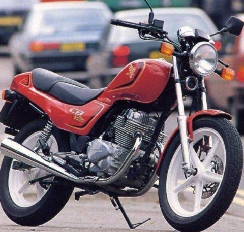 honda two fifty 250