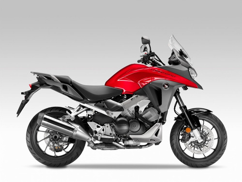 honda vfr 800 x 100% financiada