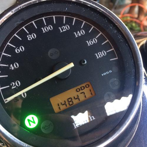 honda vt 750 2008