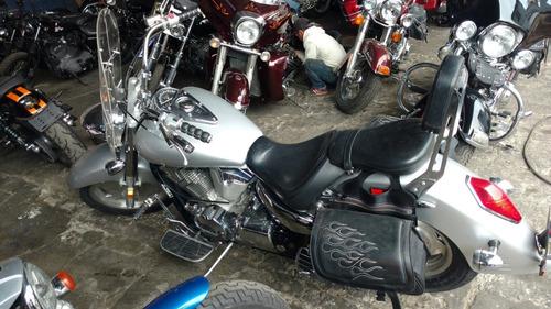 honda vtx 1300 cc 2006 impecable