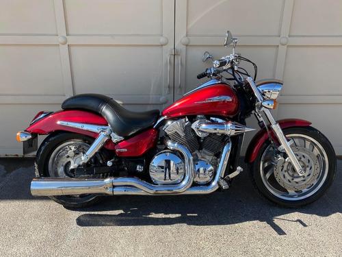 honda vtx 1300 custom 2008 solo 27mil millas