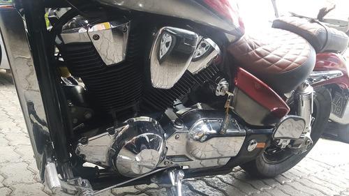 honda vtx 1800 2006 customizada pela legendary motors.