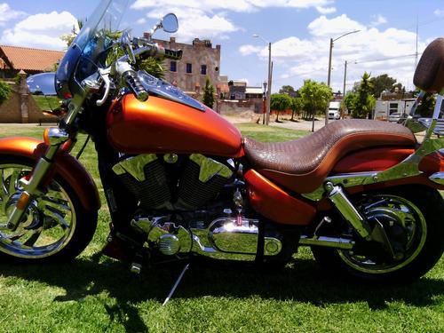 honda vtx custom 1300c.mod.2004 cel.3481006028 motos arandas