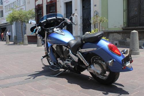 honda vtx retro 1300 cc año 2007