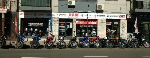 honda wave 110 0km financio permuto dbm motos