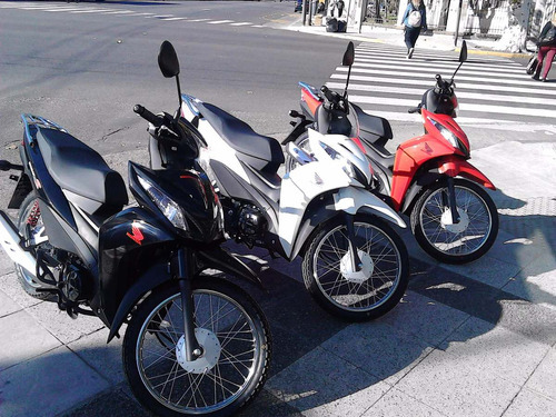 honda wave 110 base 0km sin ant ah 12/18  centro motos