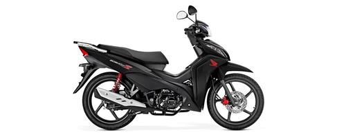 honda wave 110 c/d 2020 0km entrega inmediata - power bikes
