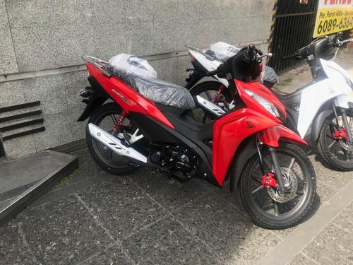 honda wave 110 c/disco novedad!! reggio motos