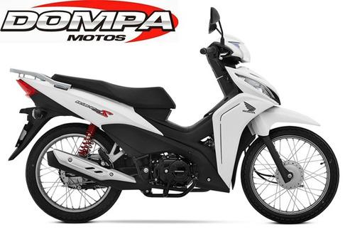 honda wave 110 modelo nuevo calle delivery dompa motos