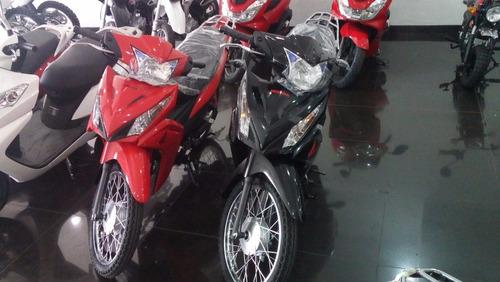 honda wave 110  nuevo modelo en motolandia