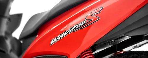 honda wave 110 oferta contado no crypton + palermo bikes