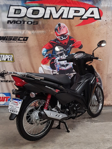 honda wave 110 permuta calle delivery dompa motos