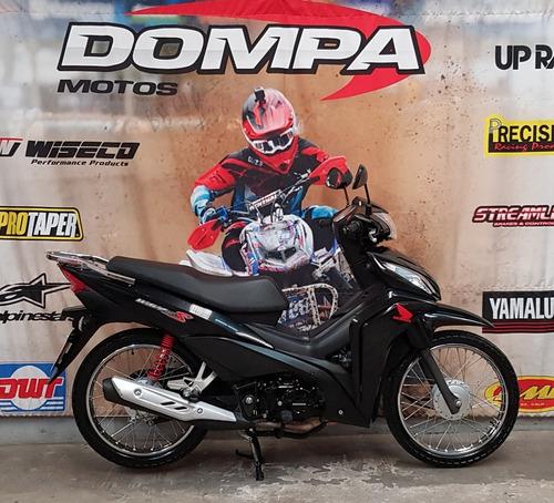 honda wave 110 permuta calle delivery flete dompa motos