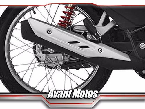 honda wave 110 s 2017 0km avant motos disponible