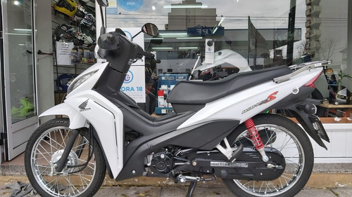 honda wave 110i 2019 supply bikes