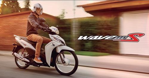 honda wave 110s (disponible) entrega inmediata