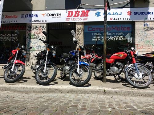 honda wave s 110 0km financio permuto dbm motos