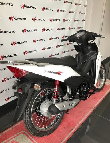 honda wave110 sd blanca scooter - 0km  -  expomoto
