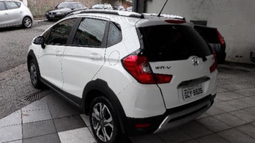 honda wr-v 1.5 ex flex aut. 5p 19.900 km branca 2018