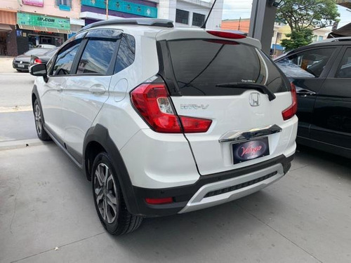 honda wr-v 1.5 ex flex aut. 5p 2018