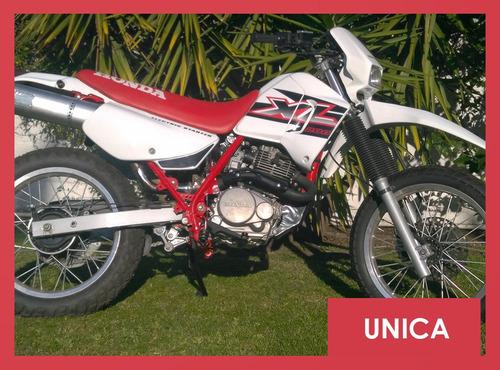 honda xl 200 - personalizada - mac moto