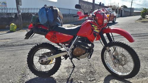 honda xl 200 restaurada con 8000 km