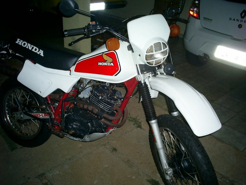 honda xl 250 1983, moto filé, rara nesse estado de uso