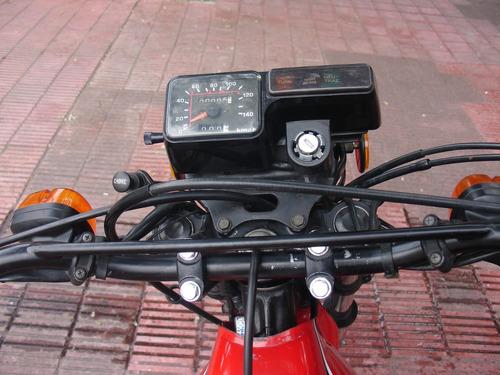 honda xl 250 s modelo 1981