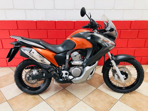 honda xl 700v transalp - 2013 - financiamos - km 42.000