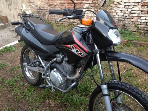 honda xr 125l - 2012