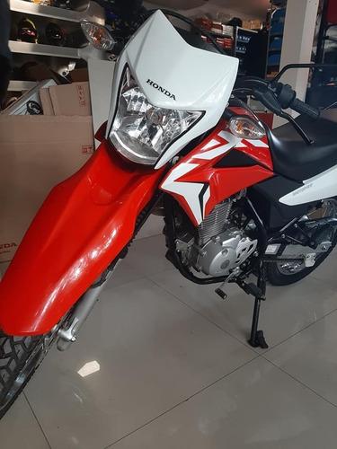honda xr 150 0km entrega hoy fcia 12/18 oficial moto