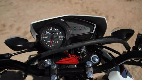honda xr 150 0km motolandia