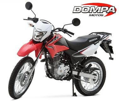 honda xr 150 enduro trail flete 0 km on off dompa motos