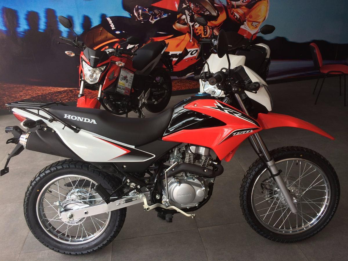 Honda Xr 150 Honda Pm Iztacalco - $ 40,490 en Mercado Libre