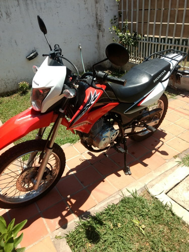 honda xr 150 impecable, 7500 km