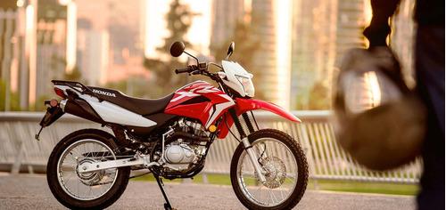 honda xr 150 l 0k 2020 ahora 12/18 0km oferta centro motos