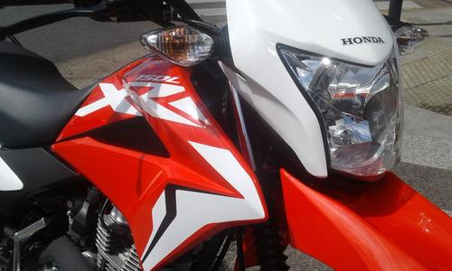 honda xr 150 l 0km 2020 ahora 12/18 0km oferta centro motos