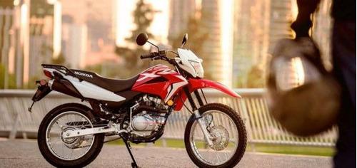 honda xr 150 l 0km 2020 - power bikes