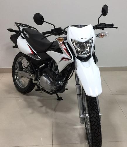honda xr 150 l 150 l enduro 150cc 2020 0km 999 motos