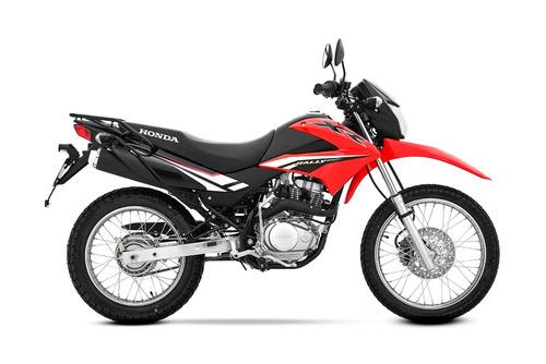 honda xr 150 l enduro rally centro motos