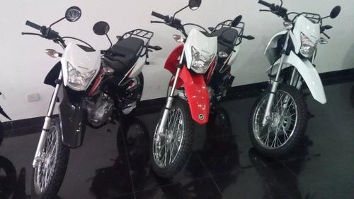 honda xr 150 l motolandia !!! contado