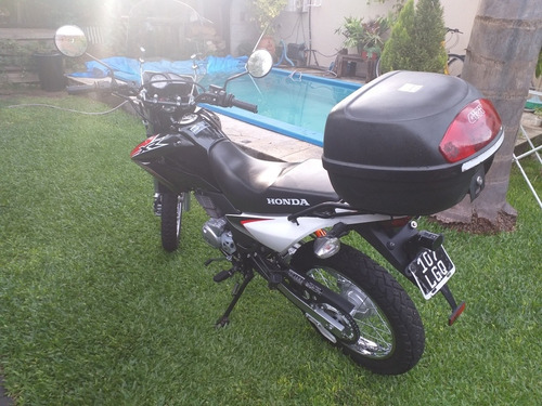 honda xr 150 l unico dueño 10300 km impecable