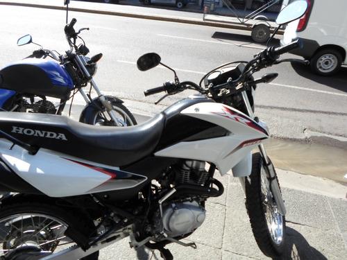 honda xr 150 motos march